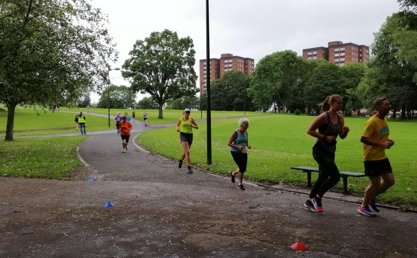 Parkrun tourism, part 2: England